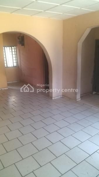 Two Bedroom Flat, Federal Housing,303, Kubwa, Abuja, Mini Flat for Rent