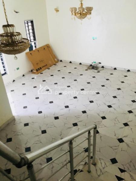 New 4 Bedroom Terrace Detached Duplex with a Private Compound (residential & Commercial), Orchid Hotel Road, Chevy View Estate, Lekki, Lagos, Terraced Duplex for Rent