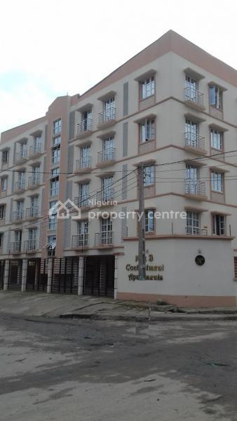 a Lovely Spacious 8 Units of Newly Built 3 Bedroom Flats, Off Herbert Macaulay Way, Adekunle, Yaba, Lagos, Flat for Rent