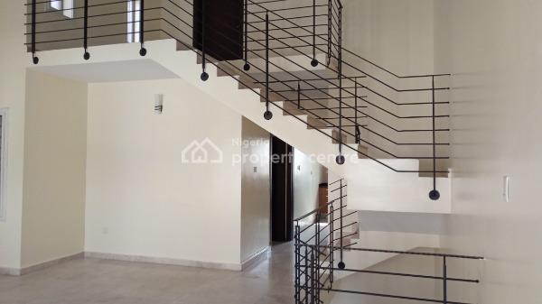 Luxury Four Bedroom Serviced Terrace with Swimming Pool, Lekki Phase 1, Lekki Phase 1, Lekki, Lagos, Terraced Duplex for Rent