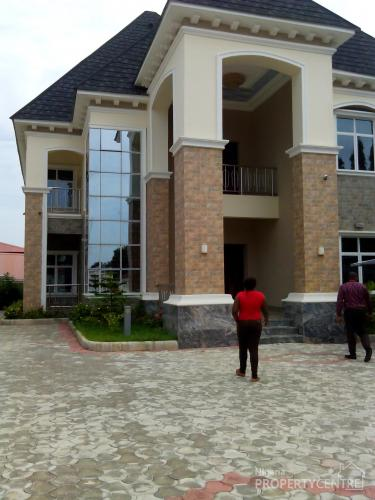 For Sale Newly Built 5 Bedroom Duplex Cctv Swimming Pool Guest House Boys Quarters Maitama
