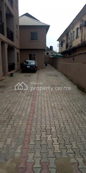Spacious 2 Bedroom Flat, Alhaji Shelle Street, Sangotedo, Sangotedo, Ajah, Lagos, Flat for Rent