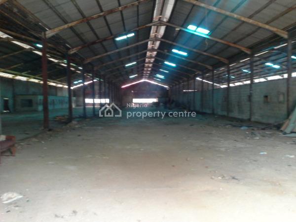 Warehouse, Morrisson Crescent, Oregun, Ikeja, Lagos, Warehouse for Rent