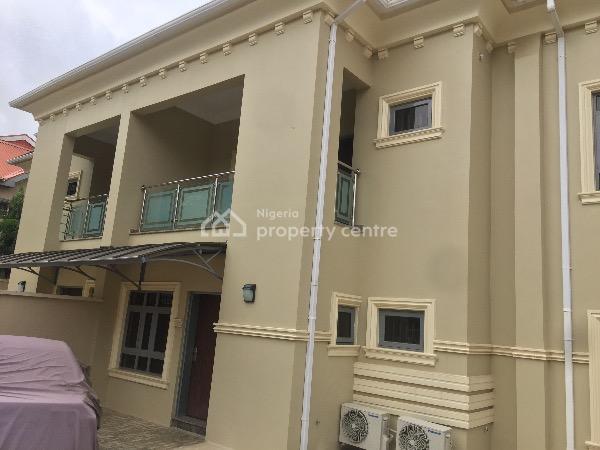 Top Notch 2-unit 3 Bedroom Semi-detached Duplex with One-bedroom Boys Quarter, Area 2, Garki, Abuja, Semi-detached Duplex for Sale