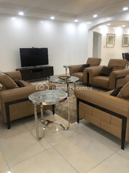 3 Bedroom Fully Furnished Apartment, Old Ikoyi, Ikoyi, Lagos, Flat for Rent