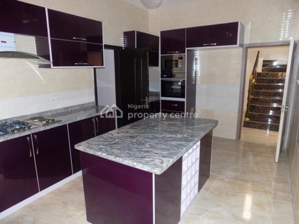 Brand New 4 Bedroom Fully Detached Duplex  with Bq, Orchid Hotel Road, Lekki Expressway, Lekki, Lagos, Detached Duplex for Rent
