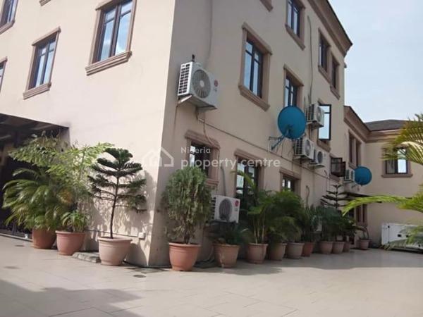 a Well Built 5 Bedroom Fully Detached Duplex with 3 Rooms Bq, Off Ogunlana Drive, Surulere, Lagos, Detached Duplex for Sale