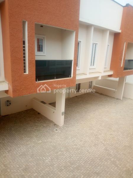 Luxury 4 Bedroom Terrace Apartment, Orchid Road, Lafiaji, Lekki, Lagos, Terraced Duplex for Rent