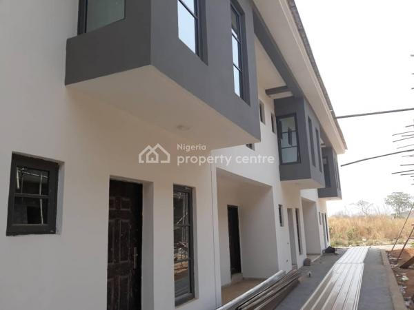 3 Bedroom Terrace with 1 Room Bq, Kabusa, Apo, Abuja, Terraced Duplex for Sale