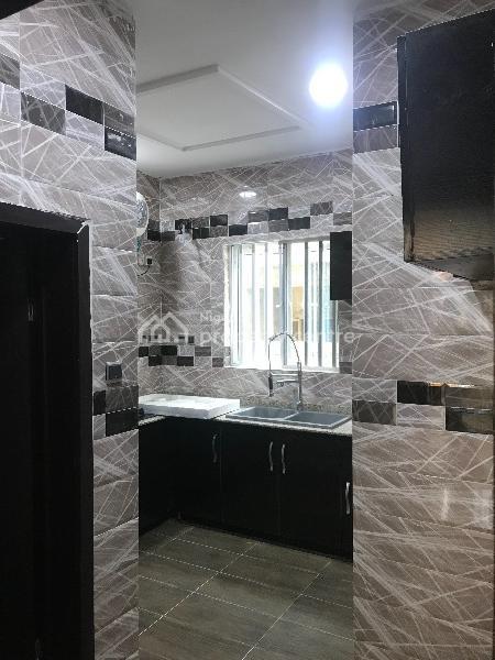 Brand New Lovely 4 Bedroom Terrace Duplex with Fitted Kitchen, Ikota Villa Estate, Lekki, Lagos, Terraced Duplex for Rent