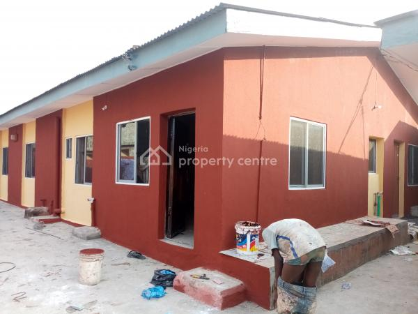 Room and Parlour Self Contain, Governor Road, Isheri Olofin, Alimosho, Lagos, Mini Flat for Rent