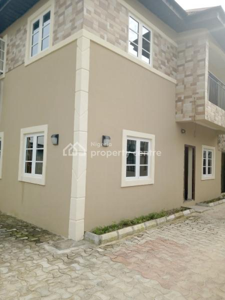Super Fantastic Brand New 2 Bed Upstairs, Badore, Ajah, Lagos, Flat for Rent
