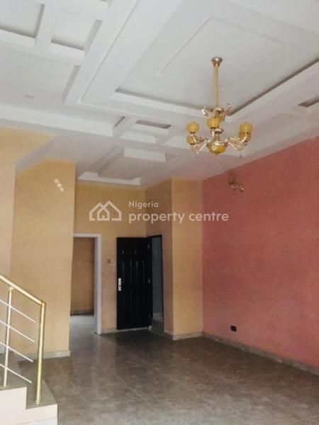 Lovely 4 Bedroom Terrace Duplex, Orchid Hotel Road, Chevy View Estate, Lekki, Lagos, Terraced Duplex for Rent