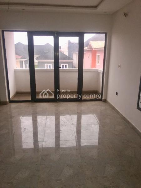 Well Built and Finished 4 Bedroom Terrace Duplex with Bq, Ikate Elegushi, Lekki, Lagos, Terraced Duplex for Sale