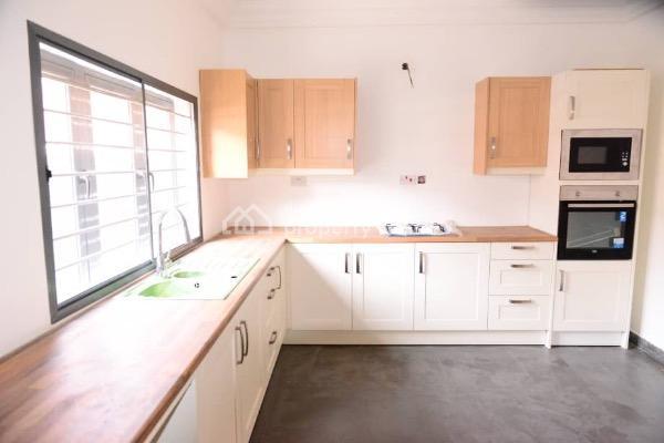Luxury 3 Units 4 Bedroom Terrace with Fine Finish & Fittings, Eru-ifa Street, Ikate Elegushi, Lekki, Lagos, Terraced Duplex for Sale