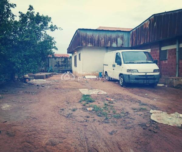 4 Bedroom  Bungalow, with Big Space, Phase 6, Trans Ekulu, Enugu, Enugu, Detached Bungalow for Sale