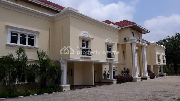 Newly Built 3 Bedroom Flat Service with Generator and Air Condition and Swimming Pool, Maitama District, Abuja, Block of Flats for Sale