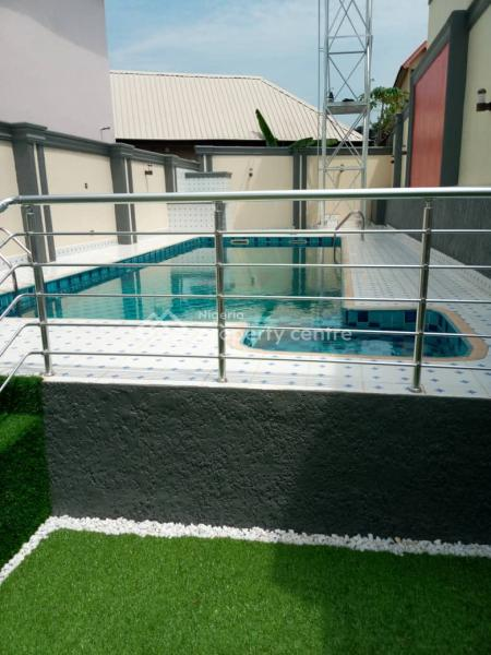 Brand New Luxury 5 Bedroom Detached House with Bq, Omole Phase 2, Ikeja, Lagos, Detached Duplex for Sale