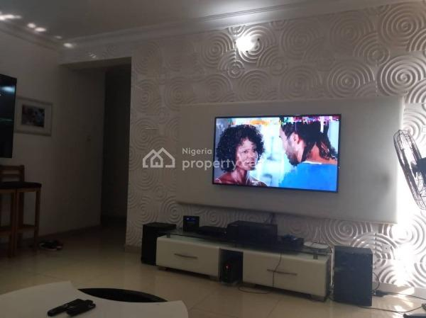 Amazing 2 Bedroom Apartment, Milverton Estate, Osapa, Lekki, Lagos, Flat Short Let