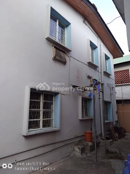 4 Bedroom Duplex + a Storey Building Comprising 2 Nos of 2 Bedroom Flat, Off Alhaji Masha Road, Surulere, Lagos, Detached Duplex for Sale