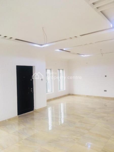 Brilliant 4 Bedroom Terrace Duplex with Bq, Ikate Elegushi, Lekki, Lagos, Terraced Duplex for Sale