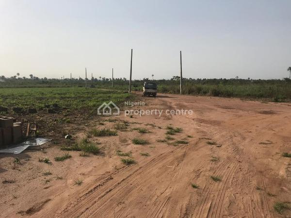 Havilah Park and Estate: 100℅ Dry Land/648sqm and Located in Mowe, 7 Minutes Drive From Redemption Camp and 3 Minutes Drive to Link Lagos-ibadan Express Road, Mowe Ofada, Ogun, Mixed-use Land for Sale