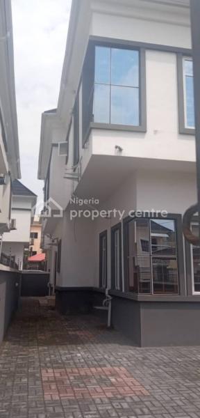 5 Bedroom Duplex Fully Detach, Chevy View Estate, Lekki, Lagos, Detached Duplex for Rent