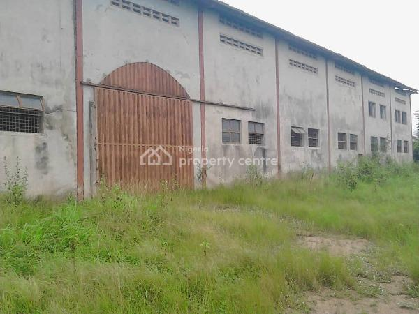 About 4100sm Warehouse on About 6 Acres, Challange, Challenge, Ibadan, Oyo, Warehouse for Sale