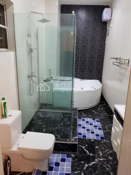 Luxurious and Premium 4 Bedroom Duplex with Excellent Facilities, Behind Mega Chicken, Ikota Villa Estate, Lekki, Lagos, Detached Duplex Short Let