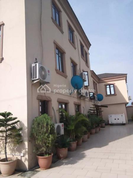 a Fantastically Built & Architecturally Designed Tastefully Finished 5 Bedroom Detached House with 3 Sitting Rooms and 3 Rooms Bq, Off Ogunlana Drive, Ogunlana, Surulere, Lagos, Detached Duplex for Sale
