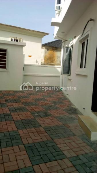 4 Bedrooms Neatly Finished Semi-detached Duplex with Bq, Lekki County, Ikota Villa Estate, Lekki, Lagos, Semi-detached Duplex for Sale