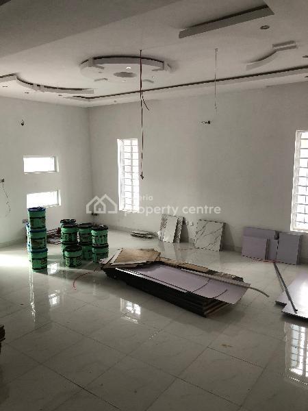 Newly Built 4 Bedroom Semi Detached Duplex + Bq, Agungi, Lekki, Lagos, Semi-detached Duplex for Sale