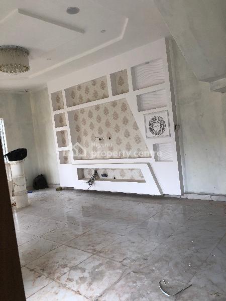 Well Built 4 Bedroom Semi Detached Duplex + Bq, Agungi, Lekki, Lagos, Semi-detached Duplex for Sale