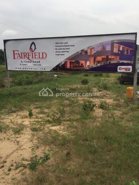 Fairfield By Cedarwood, Akodo, Free Trade Zone, Apakin, Akodo Ise, Ibeju Lekki, Lagos, Mixed-use Land for Sale
