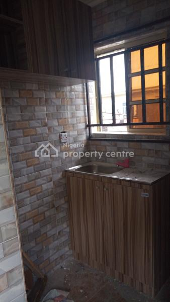 Brand New 6 Units Flats with Pop, Kitchen Cabinet, Bokuma Extension, Dutse, Abuja, Self Contained (single Rooms) for Rent