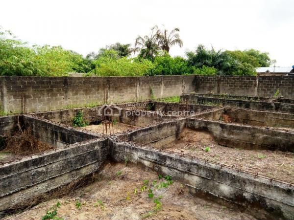 Land Measuring 653 Sqm for Sale at Agbado Ijaye Inside Adeoni Estate, Agbado, Ifo, Ogun, Residential Land for Sale