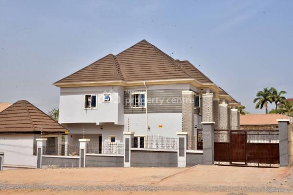 4 Bedrooms Semi-detached Duplex, Area 1, Garki, Abuja, Semi-detached Duplex for Sale