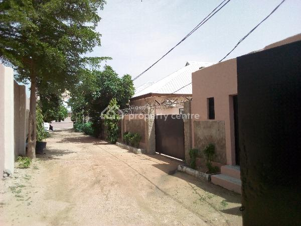 5 Nos. Block of Flat in a Compound, Fagge, Kano, Detached Bungalow for Sale