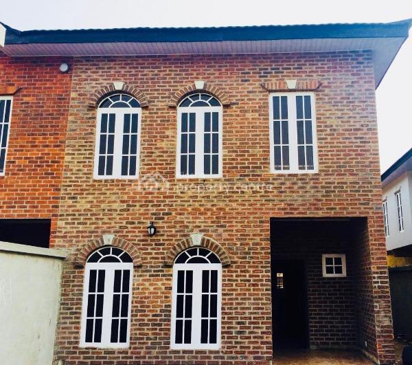 Fully Furnished 4 Bedroom Semi Detached Duplex with Bq in a Serene Estate, Estate, Idado, Lekki, Lagos, Semi-detached Duplex for Rent
