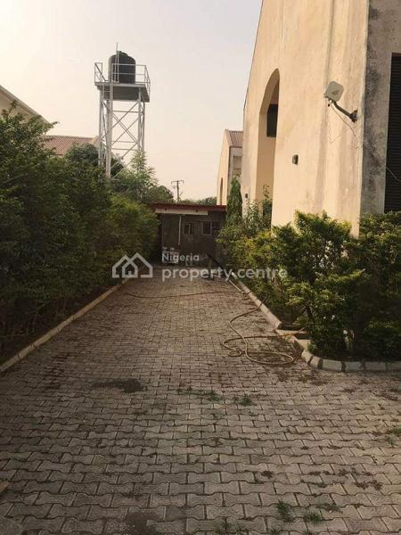 5 Bedroom Duplex with 2 Parlour, Off Aminu Kano Crescent ,off Oda Crescent, Wuse 2, Abuja, Semi-detached Duplex for Sale
