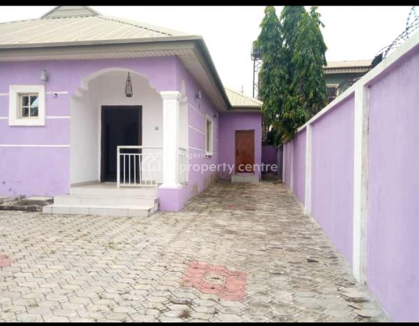 Luxury 3 Bedroom Flat, Lewis Fadipe Street, Thomas Estate, Ajah, Lagos, Detached Bungalow for Rent