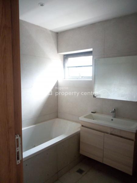 5 Bedroom Terrace House with 1 Room Bq, Ademola Adetokubo Crescent, Wuse 2, Abuja, Terraced Duplex for Sale