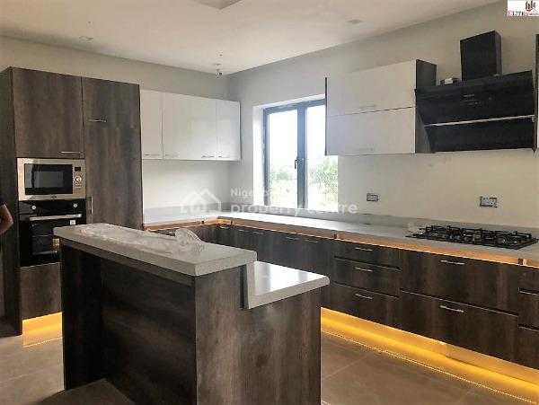 New | 5 Bedroom Luxury Semi Detached Duplex with Private Elevator |, Residential Area (off Third Avenue), Banana Island, Ikoyi, Lagos, House for Sale