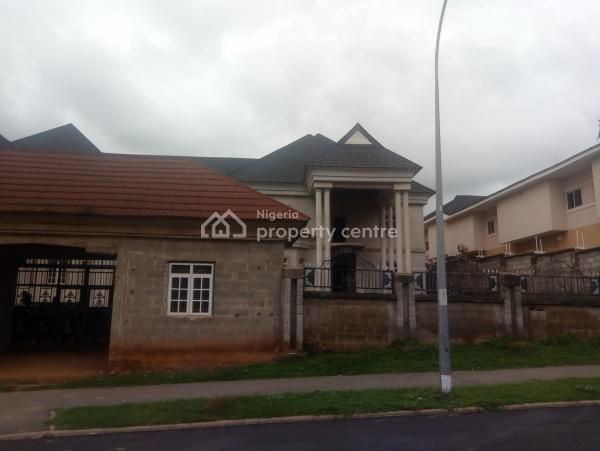Uncompleted 2 Units 5 Bedrooms Duplex with 2 Units Semi Detached 2 Bedrooms Flats Guest Chalets, Asokoro District, Abuja, Semi-detached Duplex for Sale