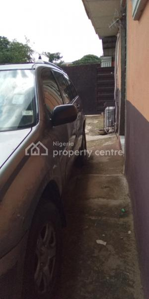 Clean Room Self Gated & Secured Close, Iwaya, Yaba, Lagos, Self Contained (single Rooms) for Rent