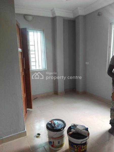 a  Serviced 2 Bedroom, Alagomeji, Yaba, Lagos, Detached Duplex for Rent