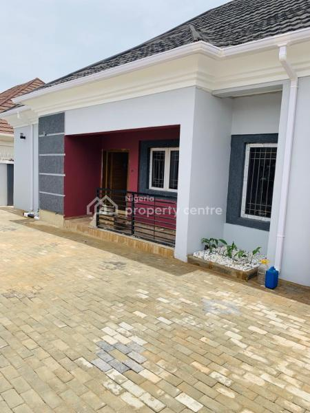 Top Notch 3 Bedroom Bungalow with 2 Room Self Contained, Gwarinpa Estate, Gwarinpa, Abuja, Terraced Bungalow for Sale