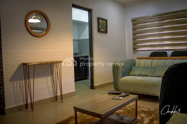 Beautiful One Bedroom Apartment, Lekki Phase 1, Lekki, Lagos, Flat Short Let