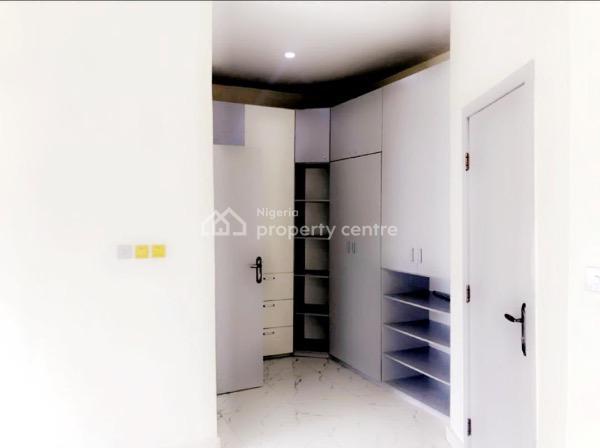 Tastefully Finished Serviced Four Bedroom Terrace Duplex with Bq, Lafiaji, Lekki, Lagos, Terraced Duplex for Rent