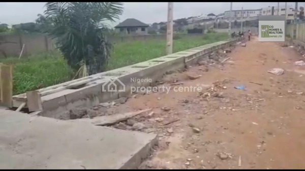 Buy Land for Sale at Omole Phase 2 Extension, Sharing Boundary with Magodo Phase Ii, Omole Phase 2, Ikeja, Lagos, Residential Land for Sale